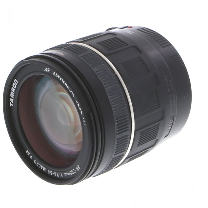 Tamron 28-200mm F/3.8-5.6 Aspherical Macro IF XR (A03) Lens For Canon EF Mount {62}