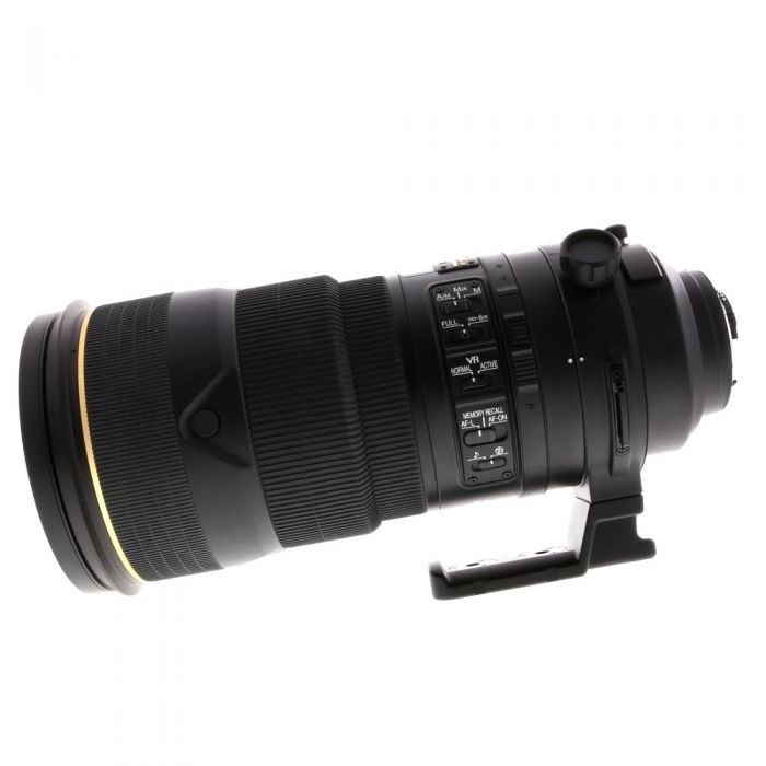 Nikon AF-S Nikkor 300mm f/2.8 G II ED VR Autofocus IF Lens, Black {Drop-In 52}