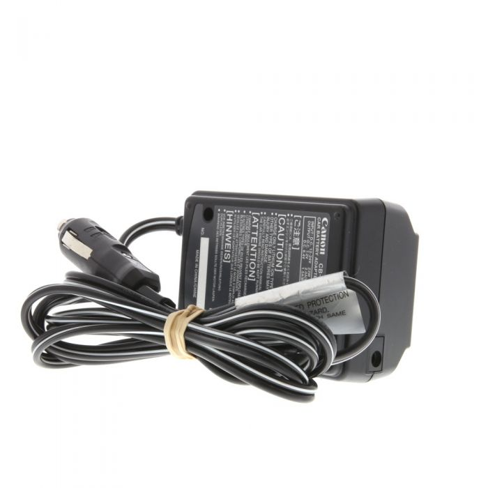 Canon CB-920 Charger Car Battery Adapter (BP-900 Series)