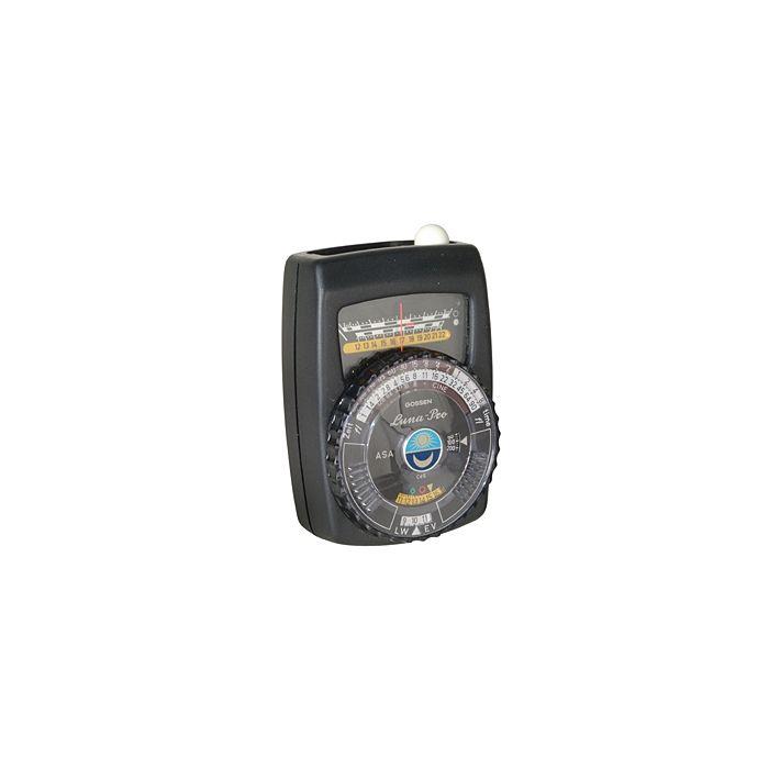 Gossen Luna-Pro Black, Light Meter