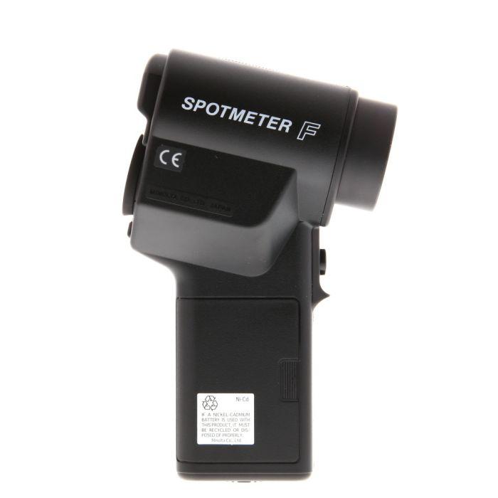 Minolta Spotmeter F (Ambient/Flash)