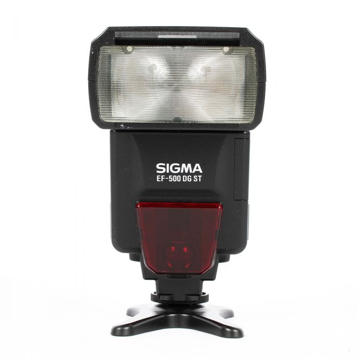 Sigma EF-500 DG ST Flash For Nikon [GN132] {Bounce, Zoom}
