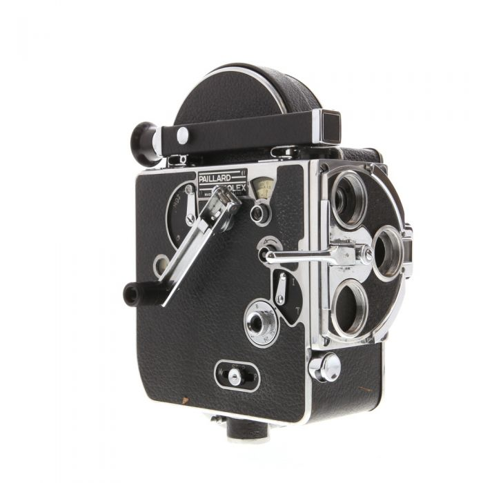 Bolex H-16 Reflex Movie Camera Body with Multi-Focal Viewfinder