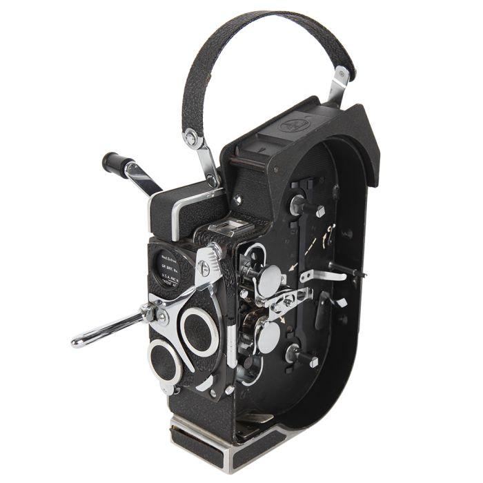 Bolex H-16 RX-4 Movie Camera Body