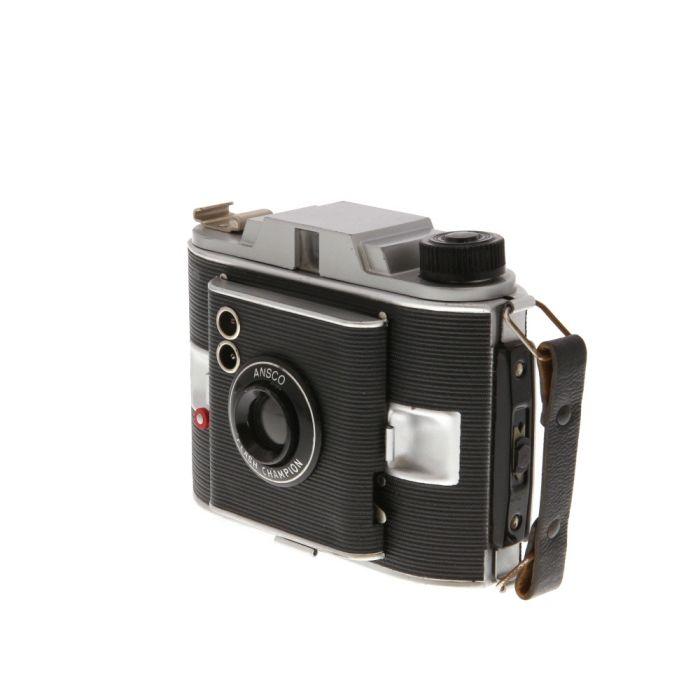 Ansco Flash Champion Camera