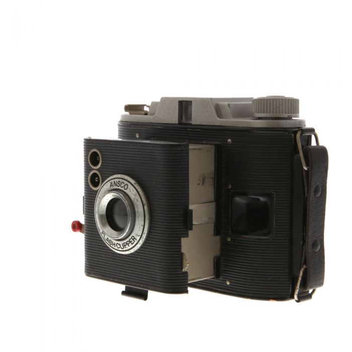Ansco Flash Clipper Camera
