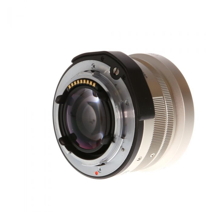 Contax 35mm f/2 Carl Zeiss Planar T* Lens For Contax G System (G2, Modified G1 Bodies) Titanium {46}