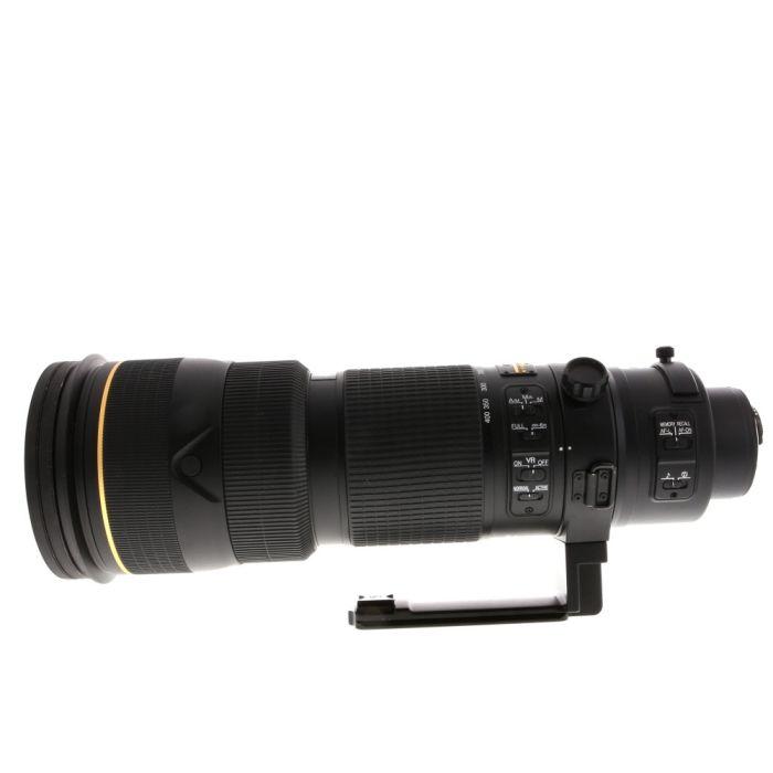 Nikon AF-S Nikkor 200-400mm f/4 G ED-IF VR II AF Lens {52}