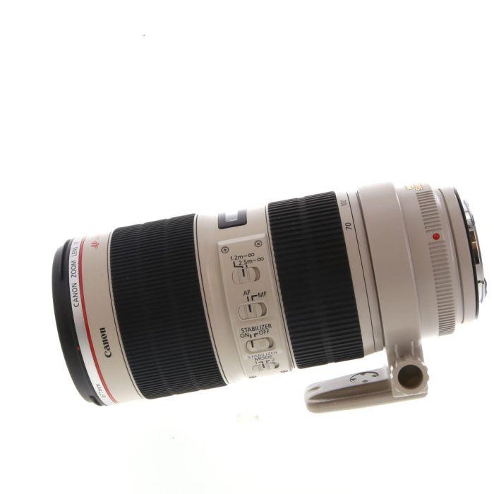 Canon 70-200mm f/2.8 L IS II USM EF-Mount Lens {77}