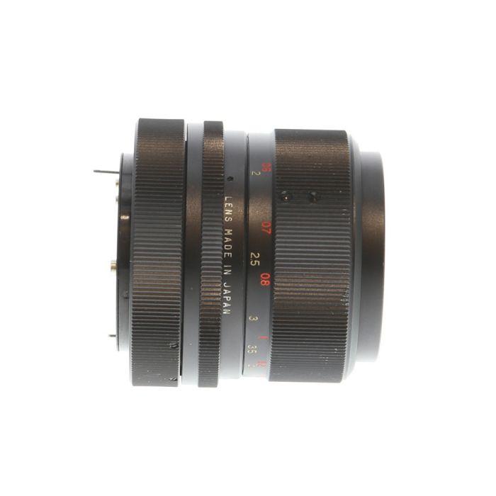 Vivitar 35mm F/2.8 Breach Lock FL Mount Lens {49}
