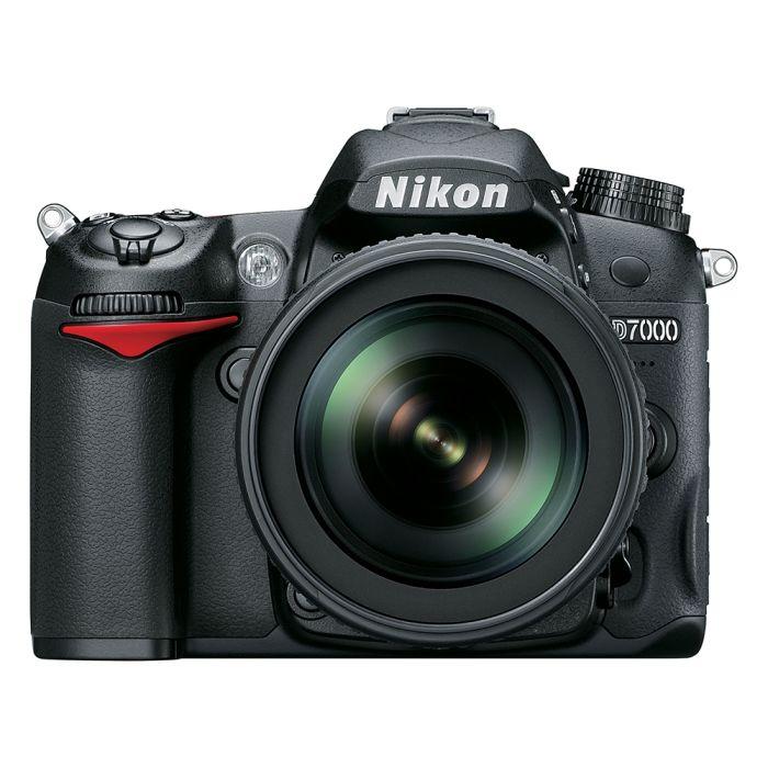 Nikon D7000 DSLR Camera Body {16.2MP}