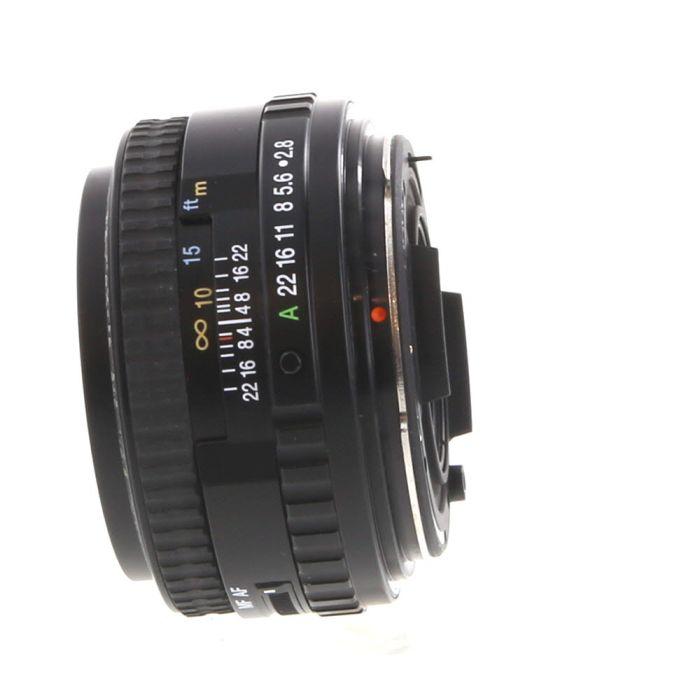 Pentax 75mm F/2.8 SMC FA Lens For Pentax 645 System {58}