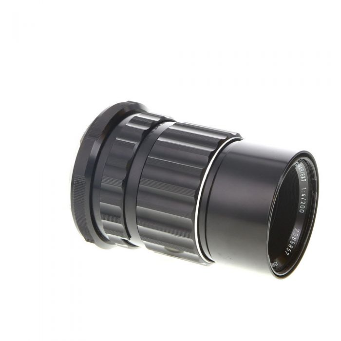 Pentax 200mm F/4 SMC Takumar Lens For Pentax 6X7 Series {67}