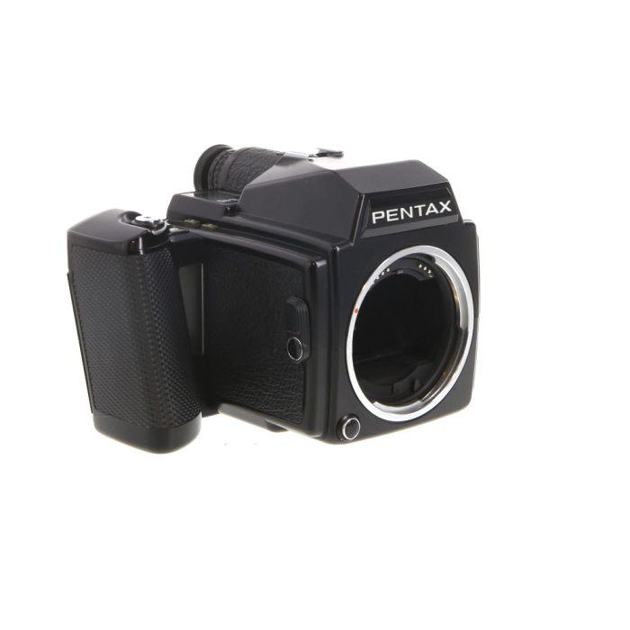 Pentax 645 Medium Format Camera Body