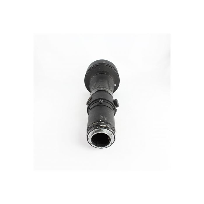 Nikon Nikkor 600mm f/5.6 ED IF AIS Manual Focus Lens with Built-In Hood {Drop-In 39}