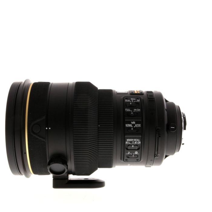 Nikon AF-S Nikkor 200mm f/2 G II ED IF VR Autofocus Lens {52 Drop-in Filter}