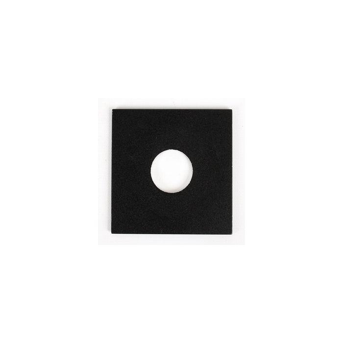 Calumet 4X5 (4X4) 35 Hole Black Lens Board