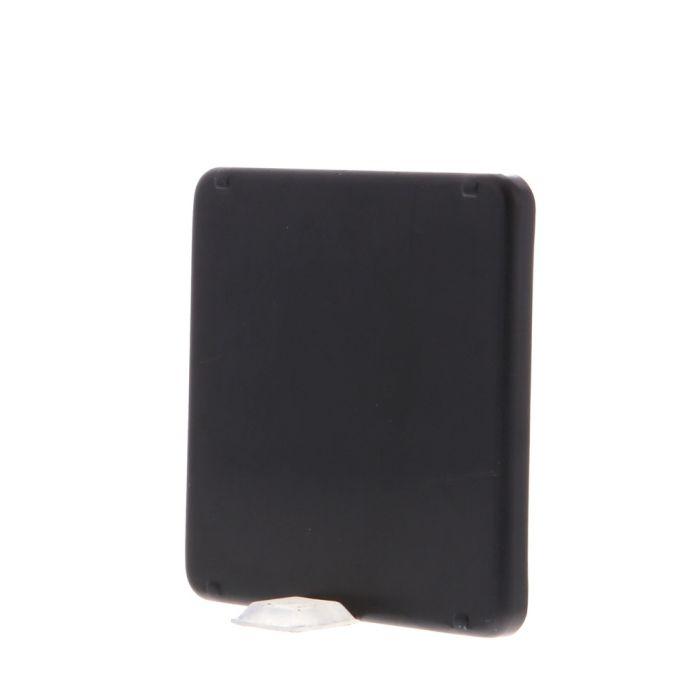 Graflex Graphic Press 2X3 Undrilled Black Lens Board