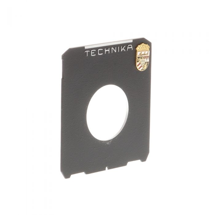 Linhof Tech IV/V 2X3 35 Hole Black Lens Board
