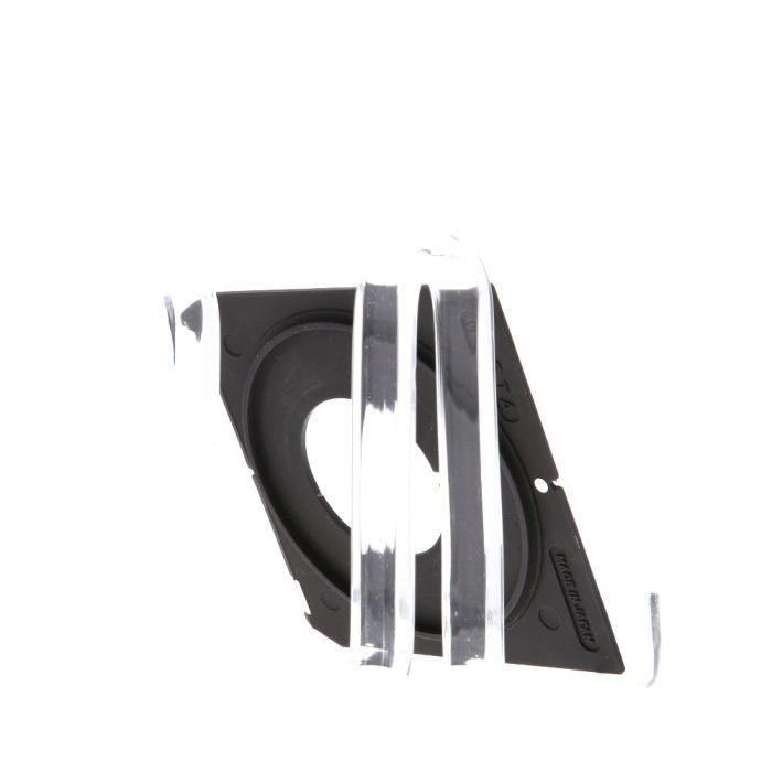 Wista 4X5 41mm Hole Lens Board, Black (Linhof Tech IV/V/M)