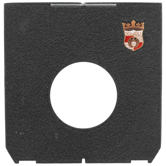 Wista 41 Hole Off Center (Linhof Tech) Lens Board