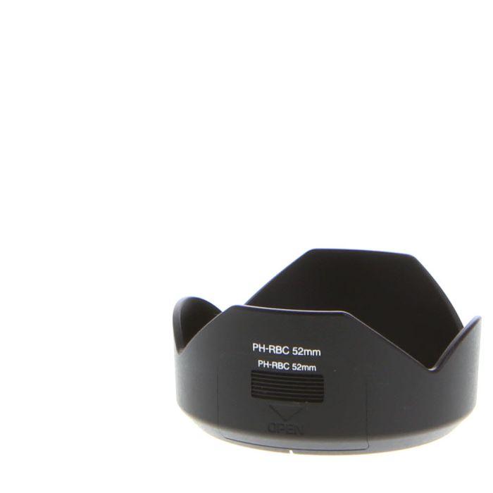Pentax PH-RBC 52 Lens Hood, for 18-55mm f/3.5-5.6 AL WR