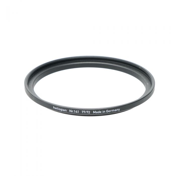 Heliopan 72-77mm Step-Up Ring Filter Adapter