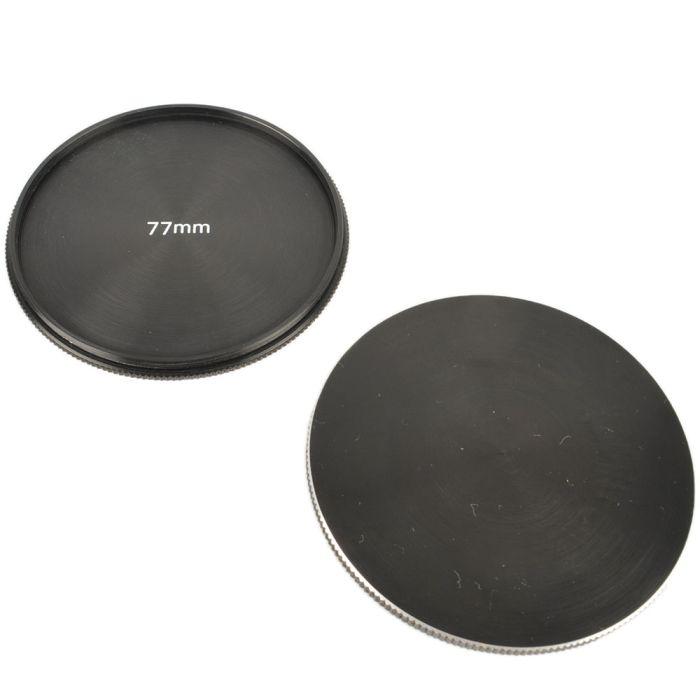 Miscellaneous Brand 77mm Stack Lens Caps Lens Cap