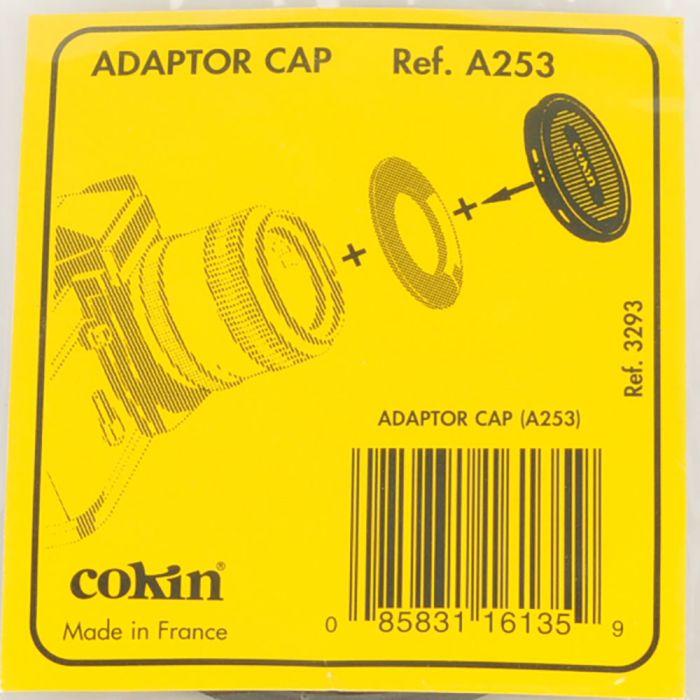 Cokin A Series Adapter Ring Lens Cap A253