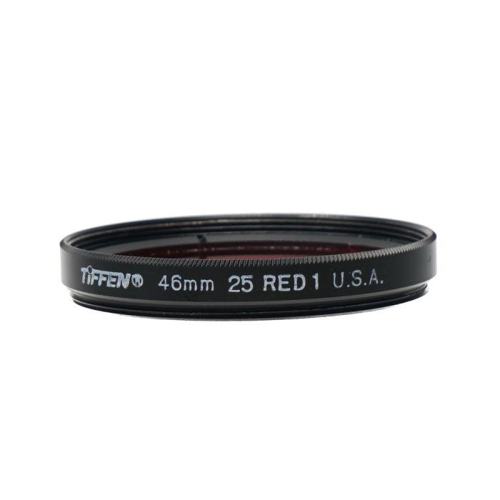 Tiffen 46mm Red 1 25 Filter