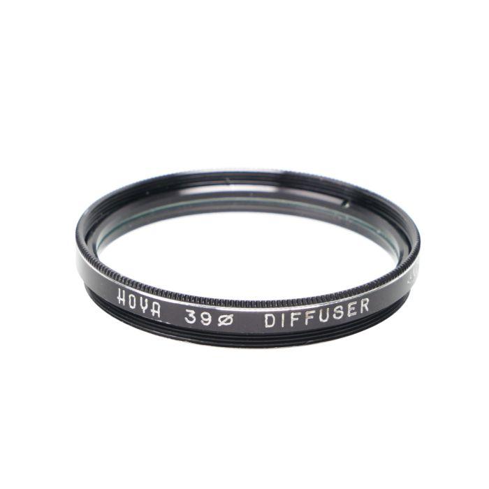 Hoya 39mm Diffuser Filter
