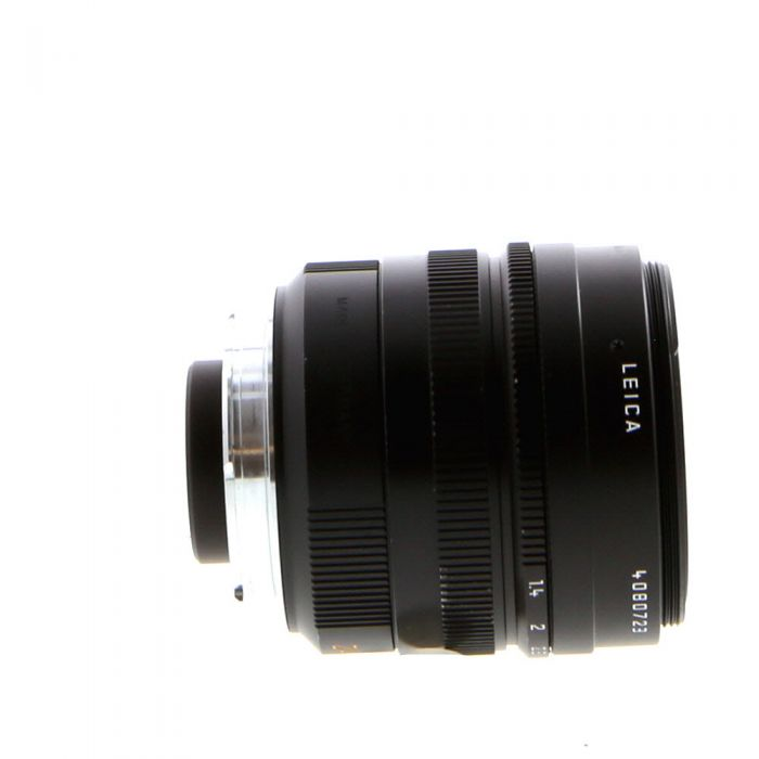 Leica 24mm F/1.4 Summilux-M Aspherical M-Mount Lens, Black 6-Bit {Series 7 In Hood} 11601