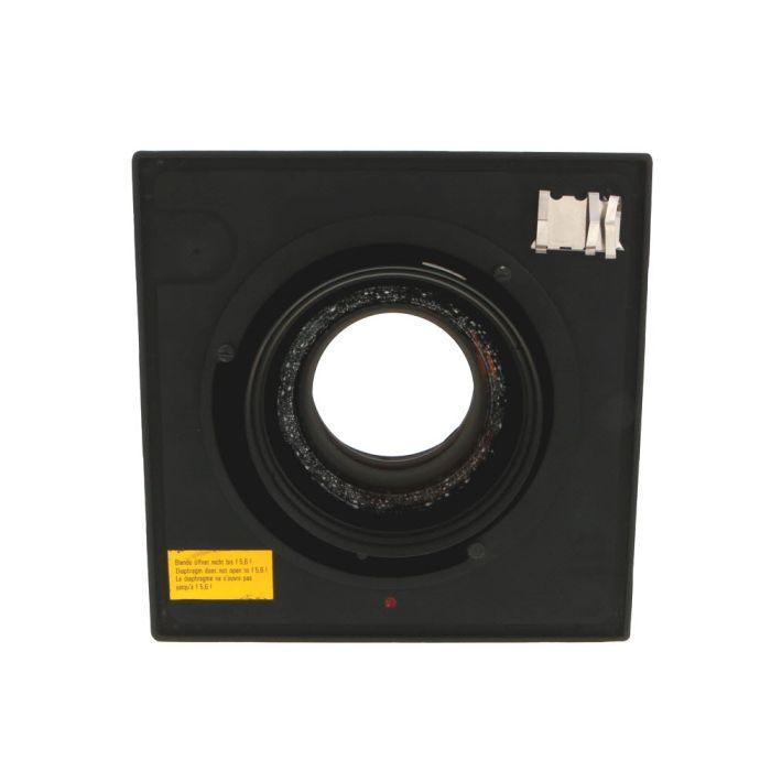 Schneider 360mm f/6.8 Symmar-S MC Lens on Sinar DBM Board