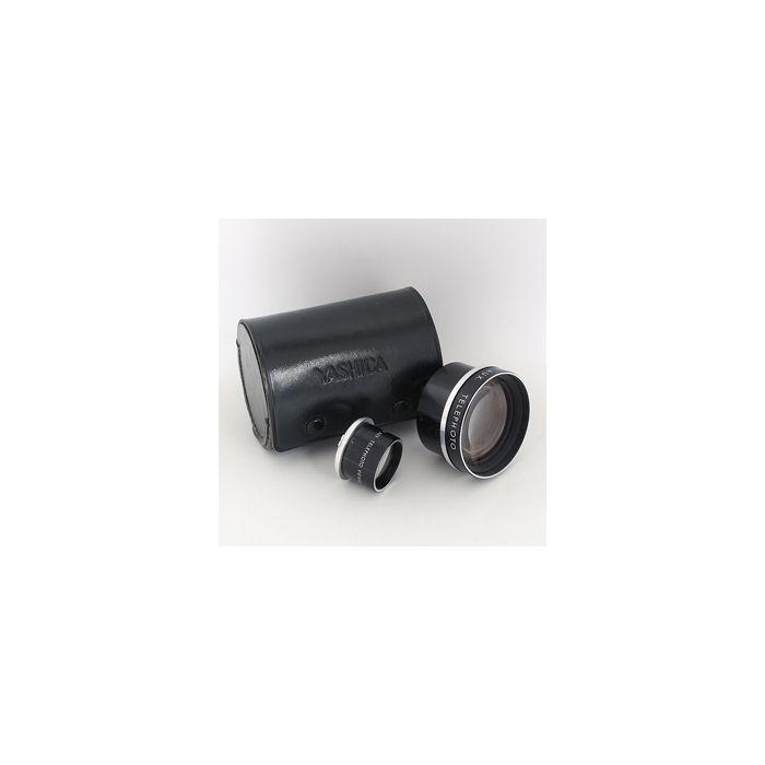 Yashica Tele Lens Set (124/124G)