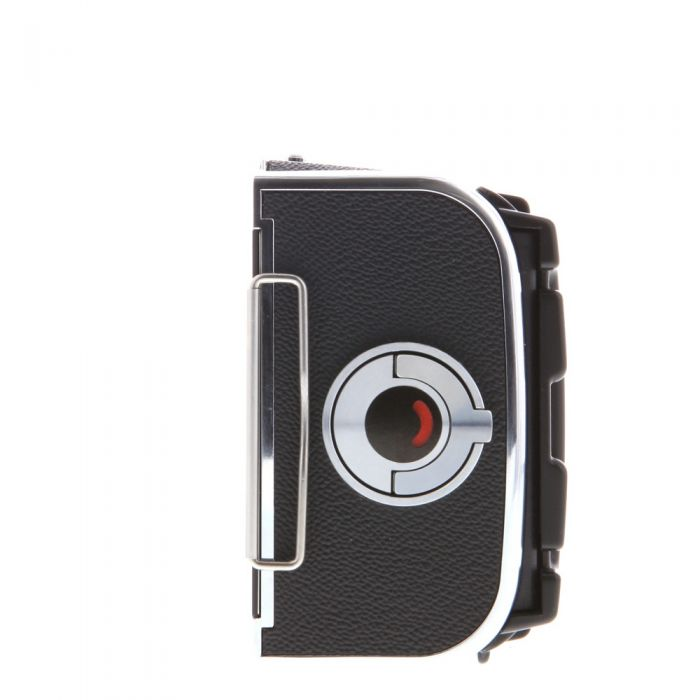 Hasselblad A12 120 Film Back, Chrome, Labeled \'6X6\', 30212, for V System