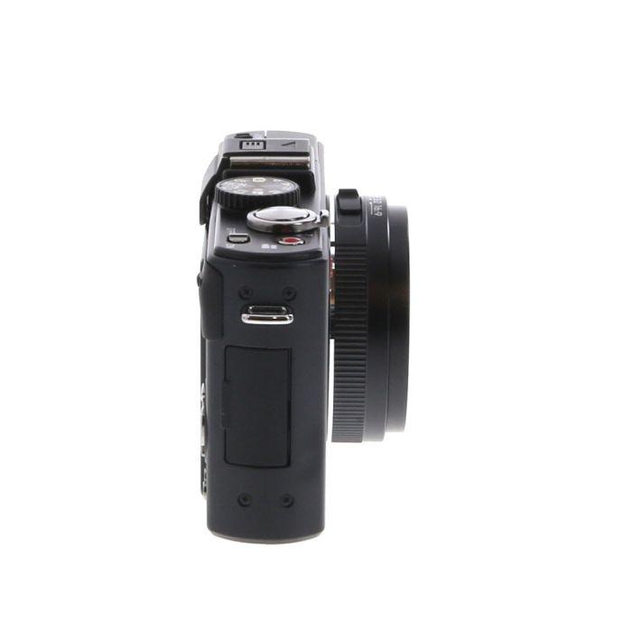 Leica D-Lux 5 Digital Camera, Black {10.1MP}