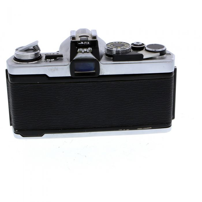Olympus OM-1 MD 35mm Camera Body, Chrome (With Shoe)