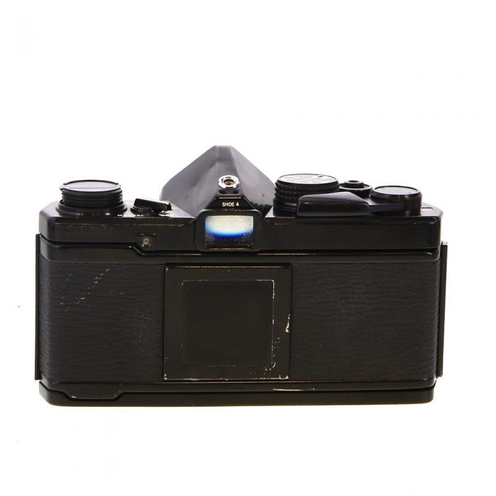 Olympus OM-2N 35mm Camera Body, Black (Without Shoe 4)