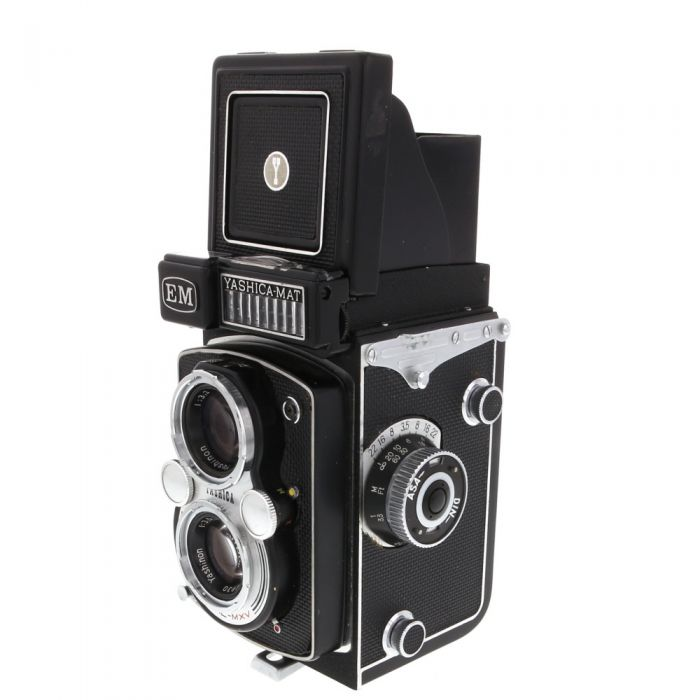 Yashica Mat EM Medium Format TLR Camera