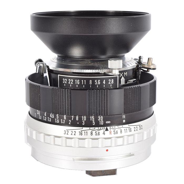 Mamiya Press 100mm f/2.8 Sekor Lens {72}