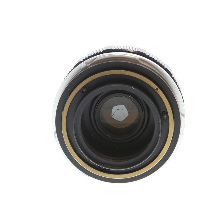Mamiya Press 100mm f/3.5 Sekor Lens, Black {55}