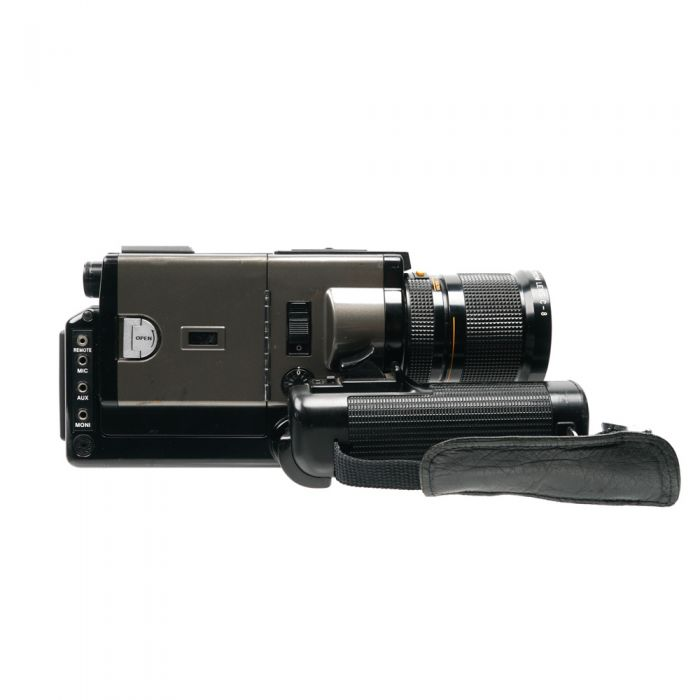 Canon 814XL-S With 7-56mm F/1.4 Macro (Super 8)