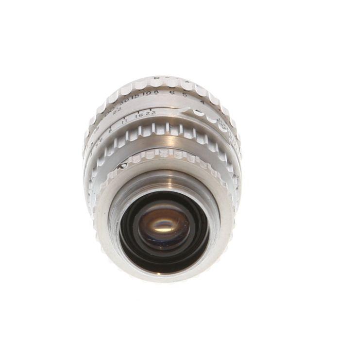 Kodak 25mm F/1.4 Cine Ektar S-Mount Lens