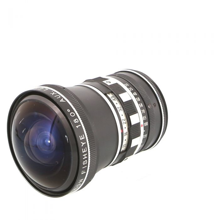 Samigon Fish-Eye 180 Degree (58 Filter Mount)