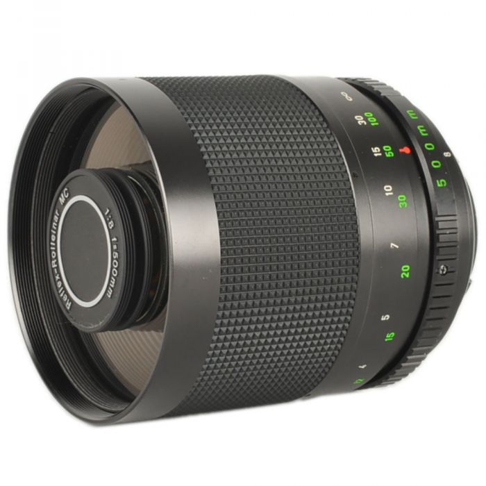 Rollei 500mm F/8 Rolleinar-MC 2 Pin Lens {72}
