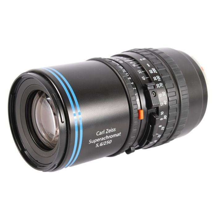 Hasselblad 250mm F/5.6 CFE Superachromat Lens For Hasselblad 500 Series (V System) {Bayonet 60}