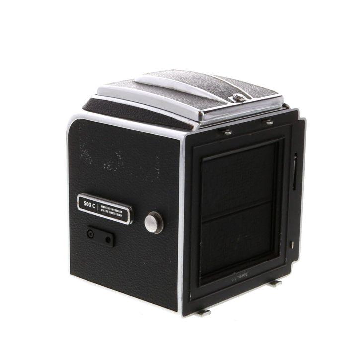 Hasselblad 500CM (500C) Medium Format Camera Body, Chrome