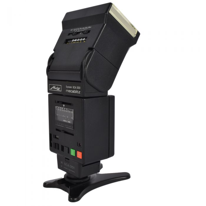 Metz 36 CT-3 Flash with SCA 351 Module For Leica