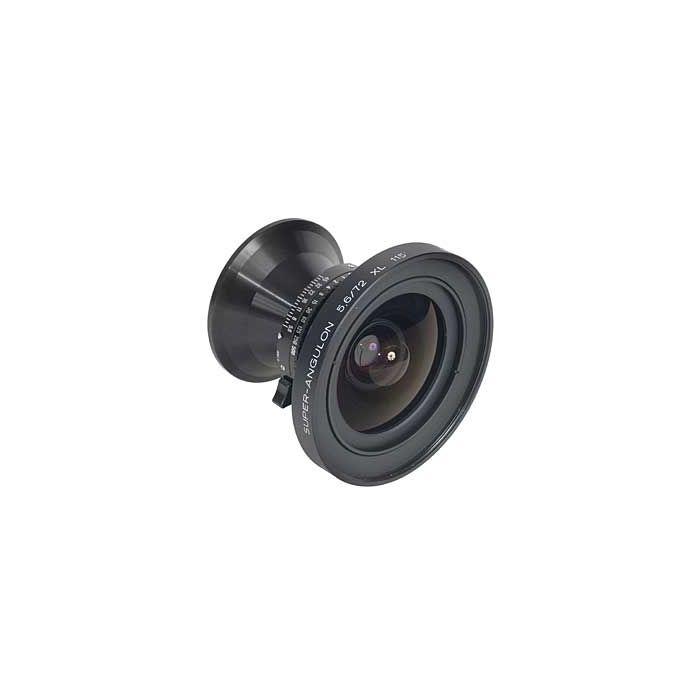 Schneider 72mm F/5.6 Super-Angulon XL MC Copal BT (35 Mount) 4x5 Lens