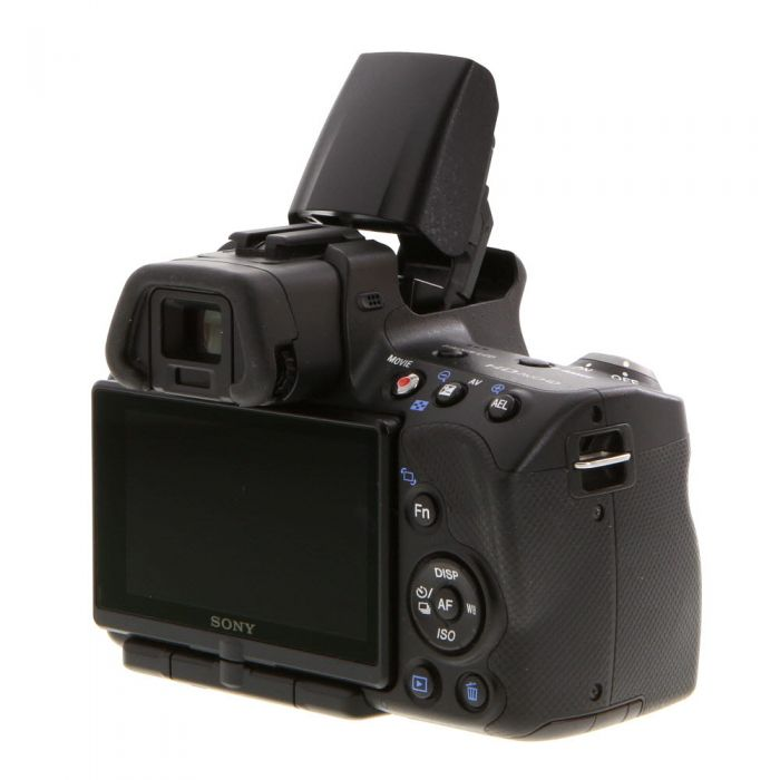 Sony Alpha SLT-A55 Digital Camera Body, Black {16.2MP}